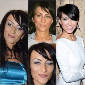 Paulla przed i po
