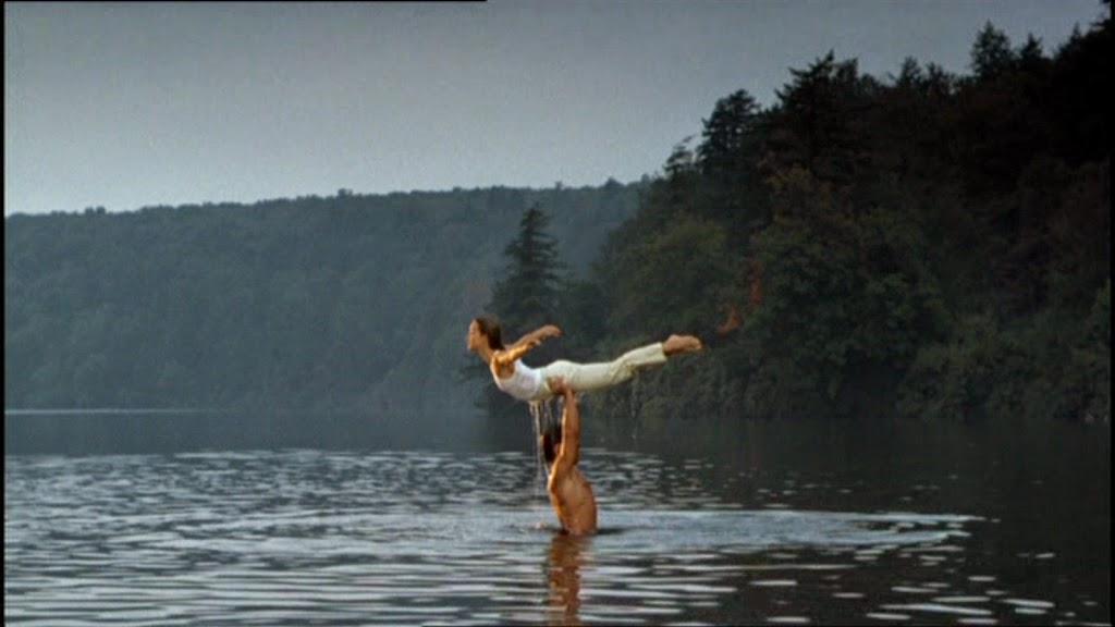filmowa miłość - dirty dancing