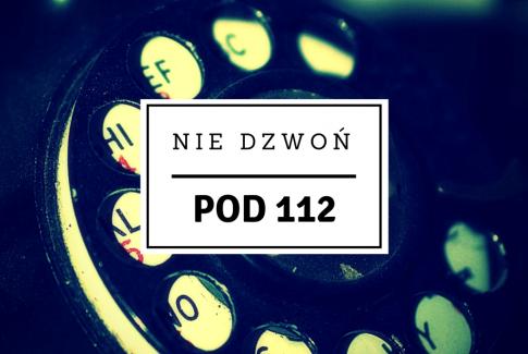telefony pod 112 fabjulus