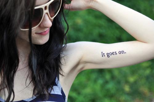 Co Znaczą Damskie Tatuaże